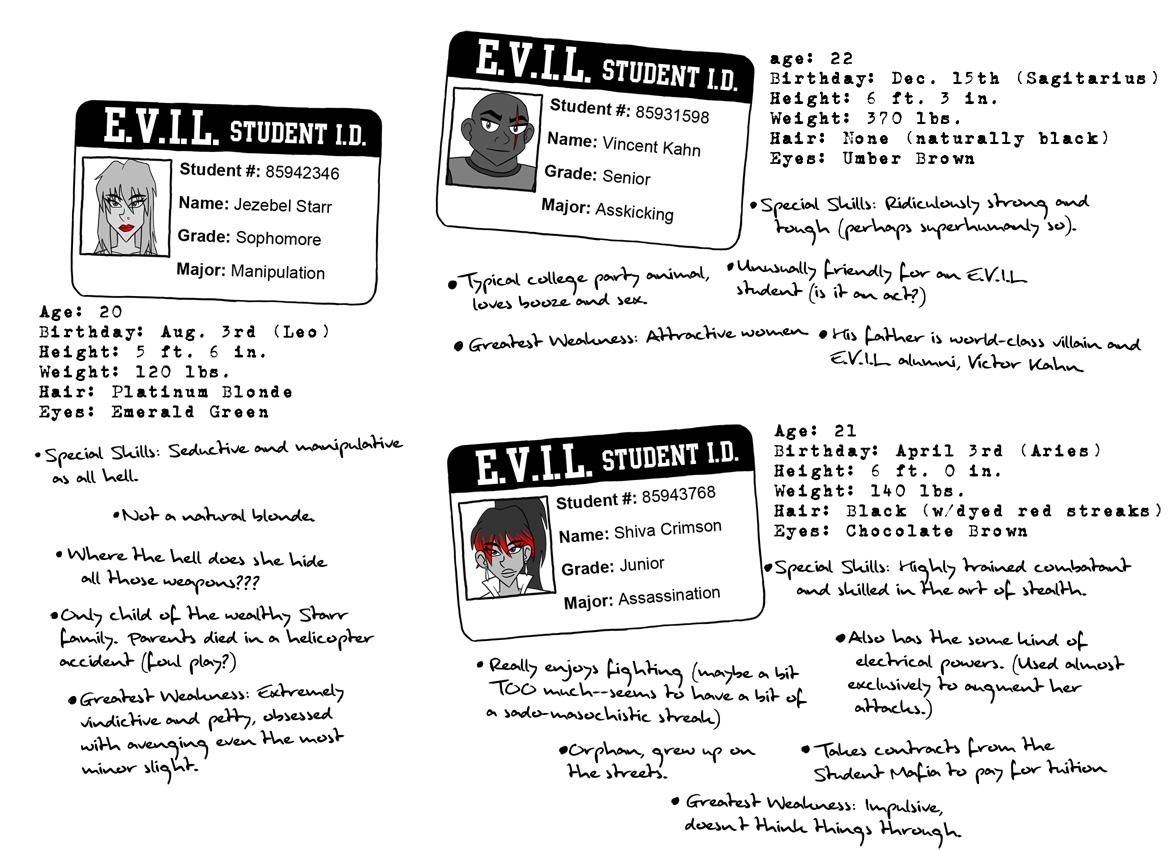 Gabriel's Secret Files 2